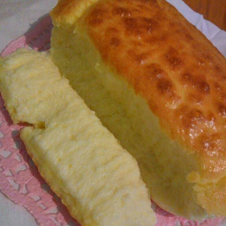 HOMEMADE CHEESE CAKE ALA RHENYA MOEDA