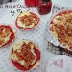 SOURDOUGH KETO PIZZA ALA FATHIAH ISRALESTINA