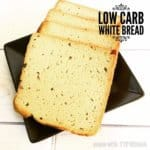 LOW CARB WHITE BREAD ALA DEBORA PRIHATNA