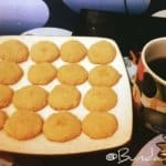 KETO CHEESE ALMOND COCONUT COOKIES ALA HERLINA MUTMAINAH