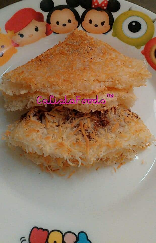 SIMPLE CHEESE CREPES KETO ALA CALISTA CROCHET