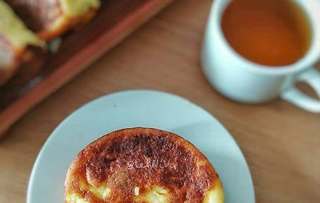 KUE PUKIS KETOFRIENDLY ALA NITA
