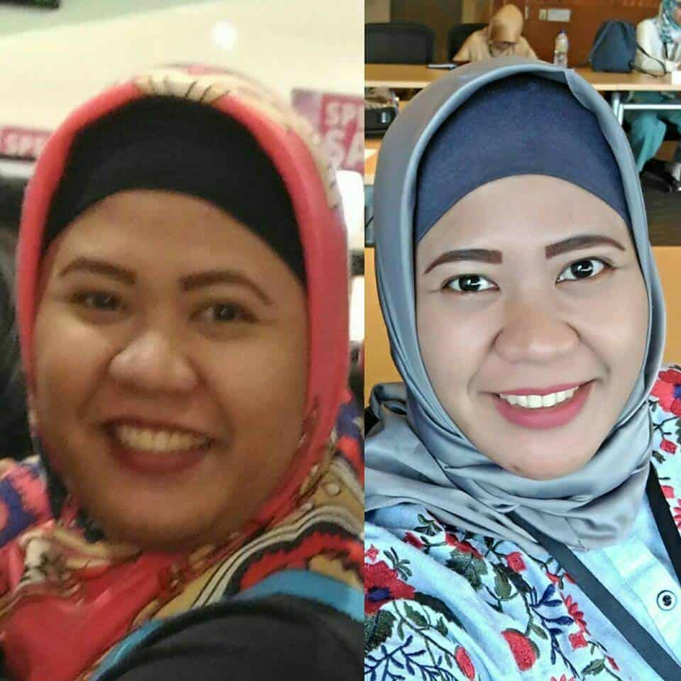 I'M LOST 14 KG