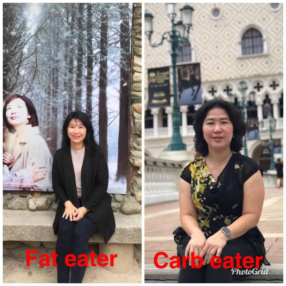 Fat Eater VS Carb Eater