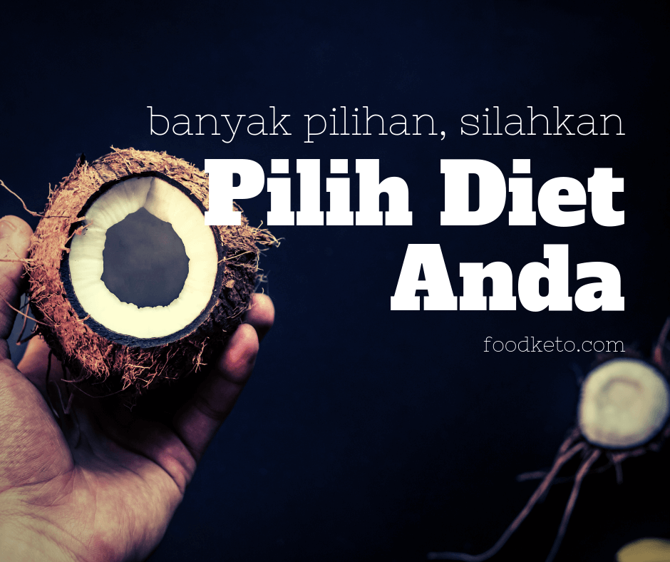 Pilih Diet Keto VS Diet aiueo?